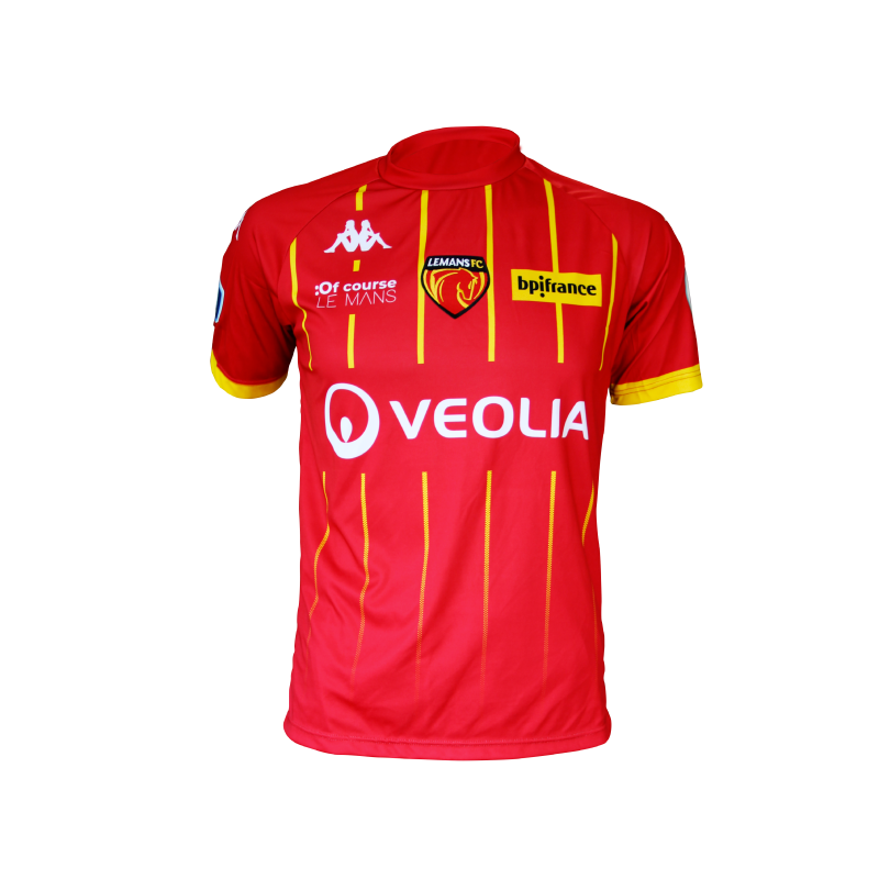 Maillot officiel Domicile Adulte 20/21