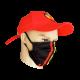 Masque sublimé